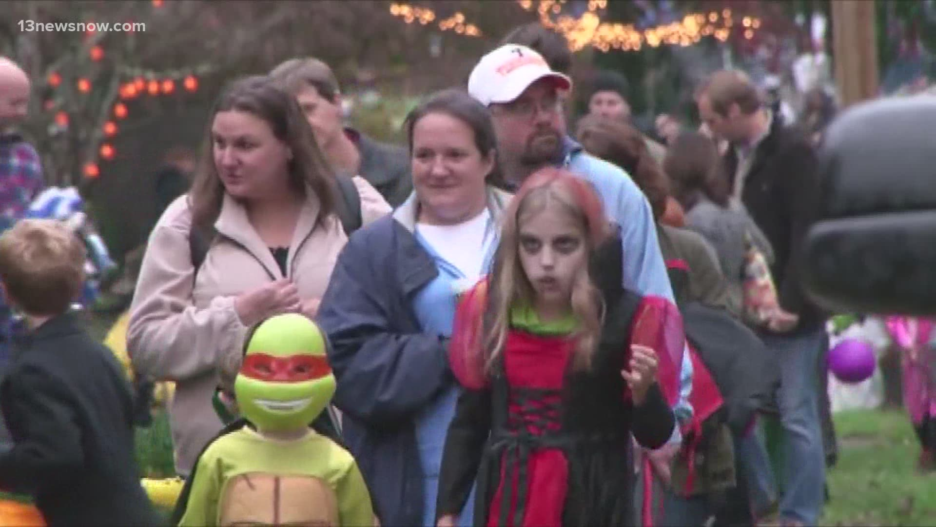 Tmnt 2020 Halloween Trick Or Treat Is Halloween canceled this year? | 13newsnow.com