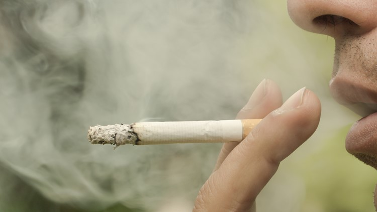 MAKING A MARK: Hampton Roads researchers hope to help people quit smoking
