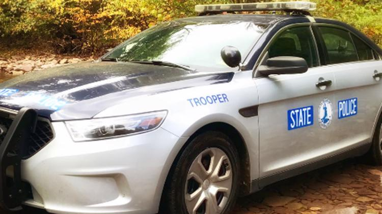 State trooper involved in accident on the Eastern Shore