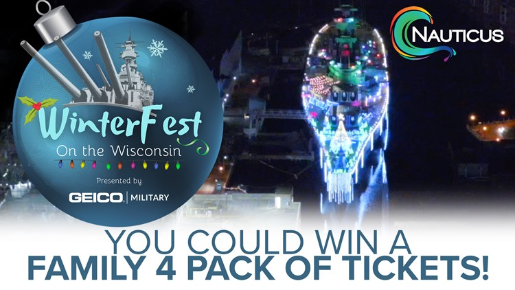 Winterfest Sweepstakes rules