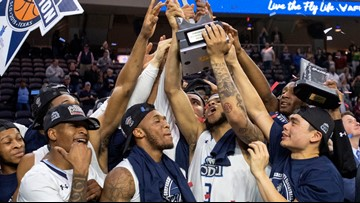 ODU gets 1st C-USA title, #14 seed in NCAA Tournament; will play #3 Purdue on Thursday