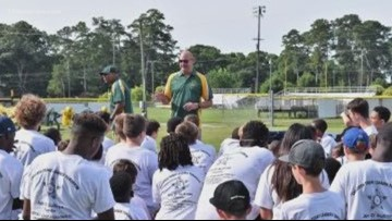 Noon Interview: Chesapeake Sheriff's Office hosts youth football camp