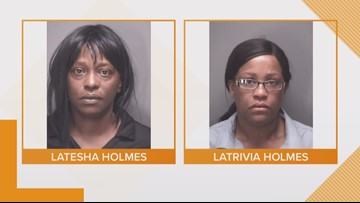 Two women arrested for reported armed robbery of Suffolk McDonald's