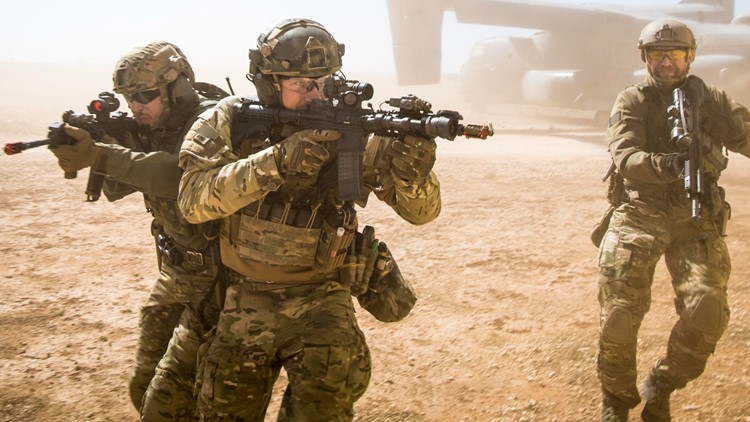 Military special operations facing 4% budget cut