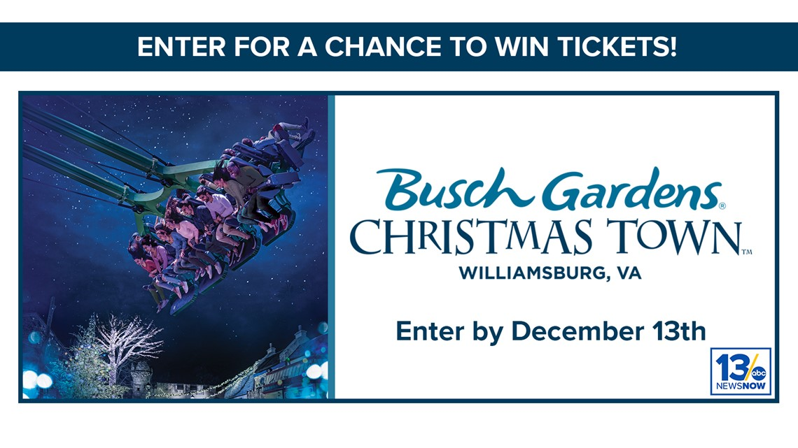 Christmas Town sweepstakes