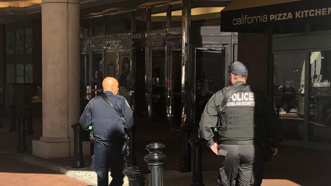 Photos: Person shot at MacArthur Center