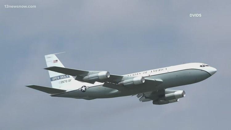 U.S. plans to abandon Open Skies Treaty