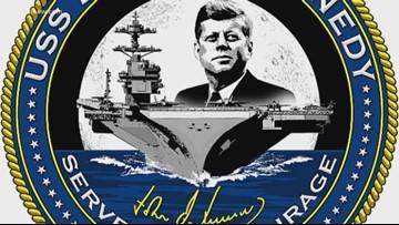 USS John F. Kennedy to be christened