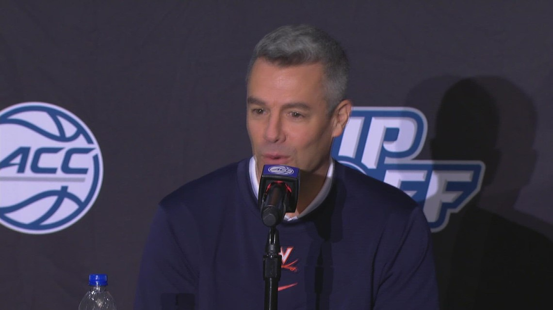 Change is the order of the day for UVA basketball