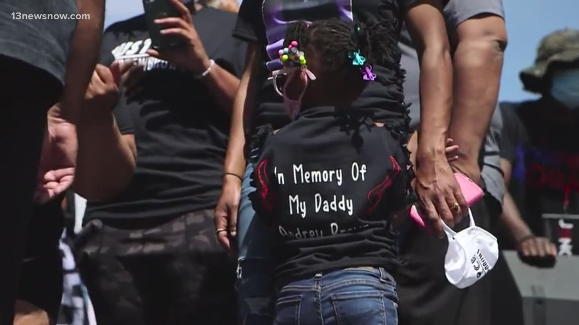 Community activists express frustration for family of Andrew Brown Jr. over lack of footage release