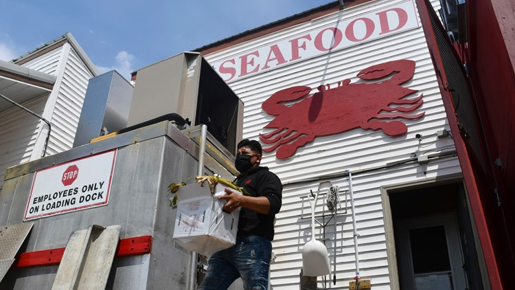 COVID-19 protections not offered to migrant seafood workers
