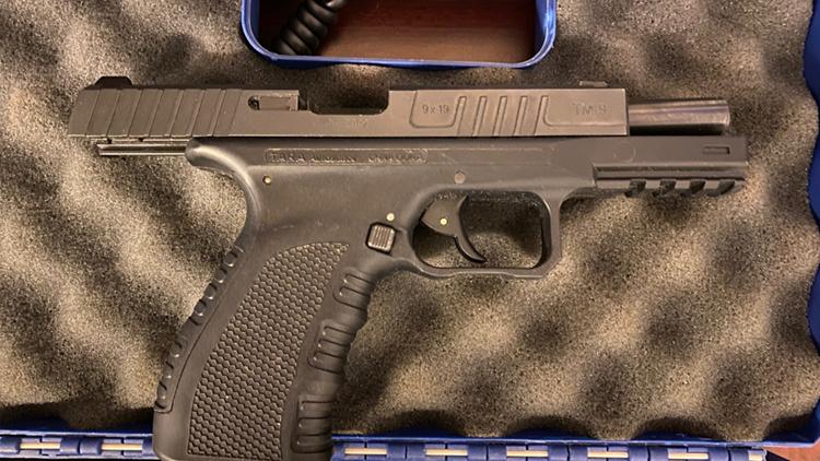 Virginia man with loaded gun stopped by TSA at Norfolk International Airport