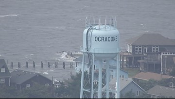 Ocracoke Island reopens to visitors after Hurricane Dorian