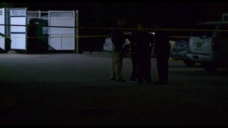 Burglary turns into shooting in Newport News