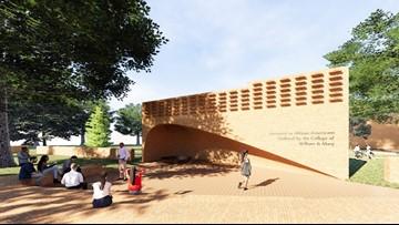 William & Mary picks hearth design for slavery memorial
