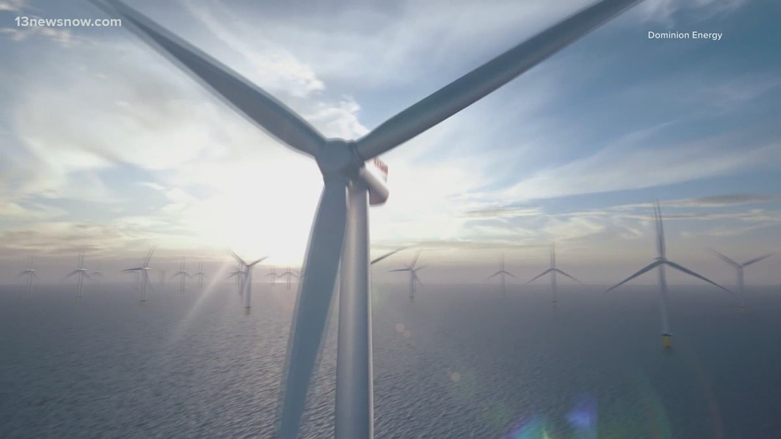 Daunting but confident: Dominion Energy takes on the country's largest offshore wind project