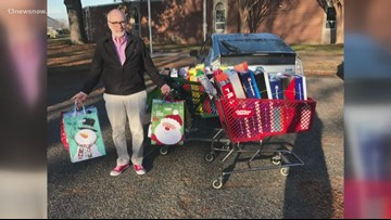 Hundreds of shoes needed for local children