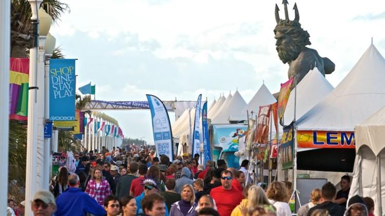 Neptune Festival returns to the Oceanfront