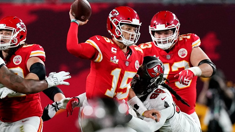 Bucs with resounding Super Bowl win 31-9 over Chiefs