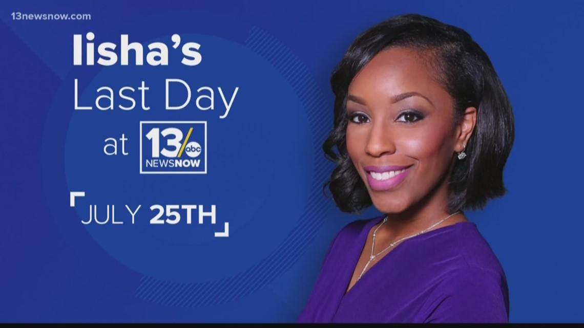 13News Now Meteorologist Iisha Scott Says Goodbye To Viewers