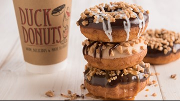 Duck Donuts now offers delivery through DoorDash