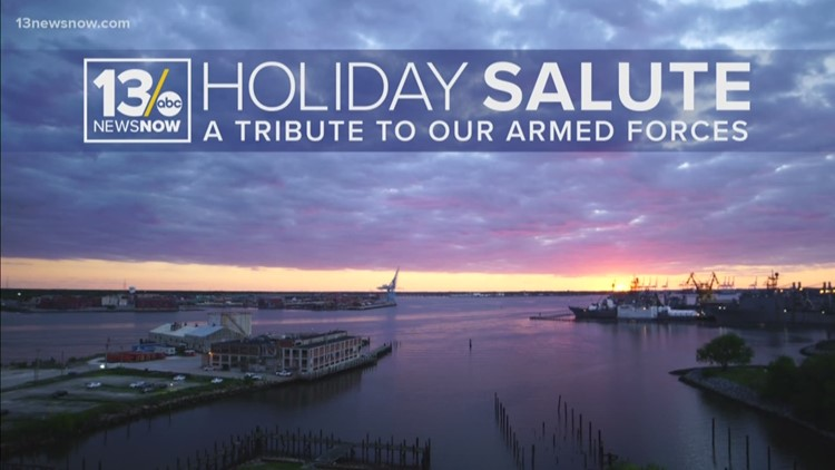 Watch the 35th Annual 'Holiday Salute' on 13News Now!