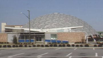 Flashback: What exactly was 'The Dome' that once stood at the Virginia Beach Oceanfront?