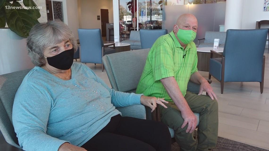 Virginia Beach husband, wife receive cancer diagnoses in same week