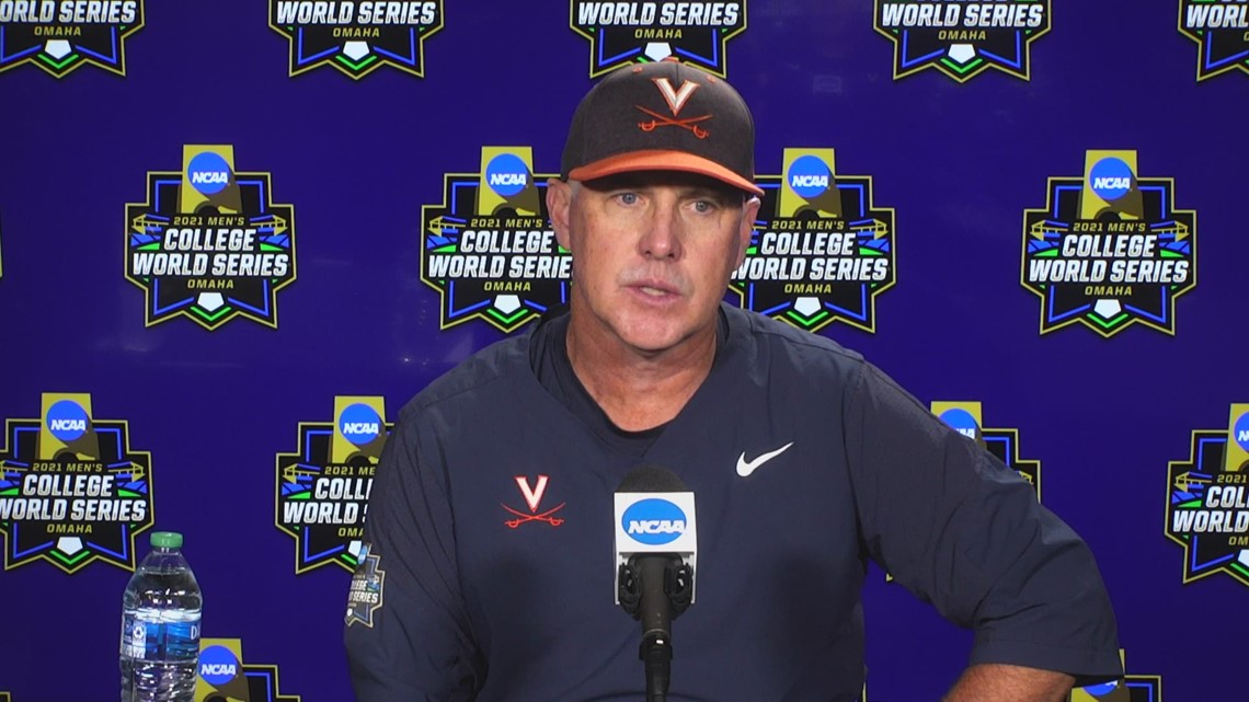 UVA falls to Mississippi State in CWS game 2