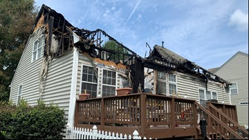 Community stepping up to help family who lost everything in James City County fire