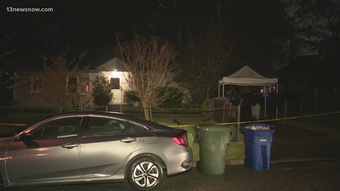 Newport News shooting: One person dead, one person in custody