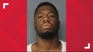 Man found  guilty in slaying of NSU football player, sentenced to 27 years
