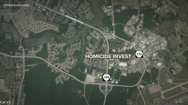Shooting in Hampton leaves one dead; police investigating cause