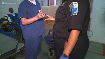 Hampton Roads Regional Jail employees speak out against DOJ report