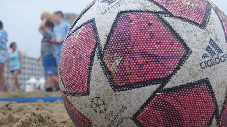 Sand soccer tournament returns to Virginia Beach