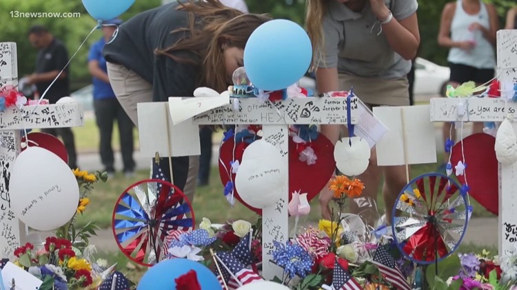 Virginia Beach city leaders discuss plans for permanent 5/31 memorial