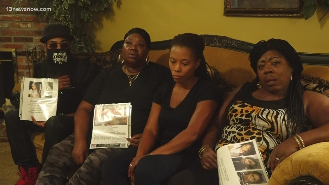 Newport News family asks for help to find Ty'Nesha Taylor