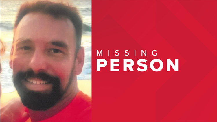 MISSING: Police search for 44-year-old Newport News man