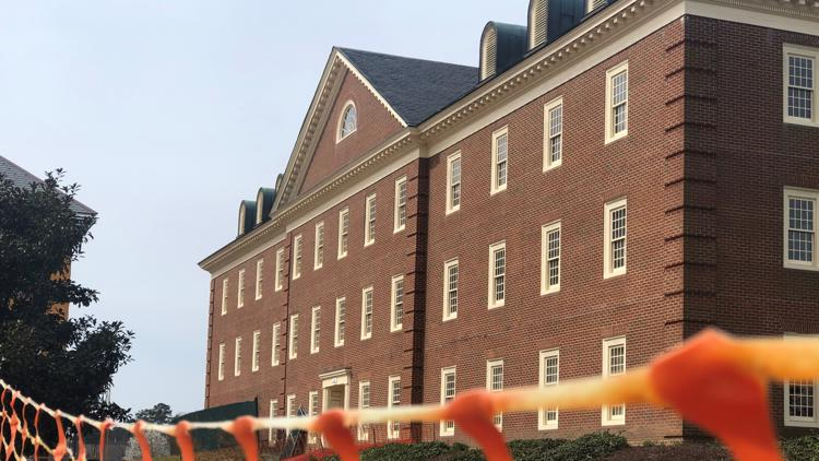 Building 2 renovations underway at Virginia Beach Municipal Center