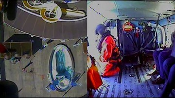 Woman medevaced from cruise ship off North Carolina coast