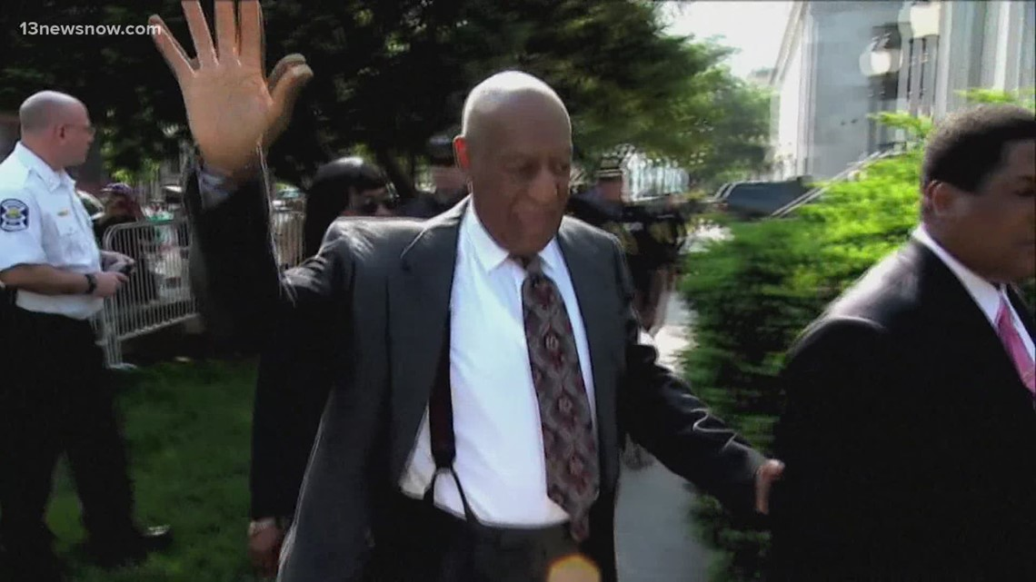 Bill Cosby released from prison after conviction overturned