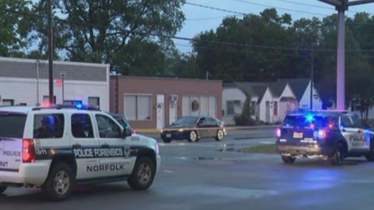 UPDATE: Man killed in hit-and-run crash on Chesapeake Blvd. in Norfolk