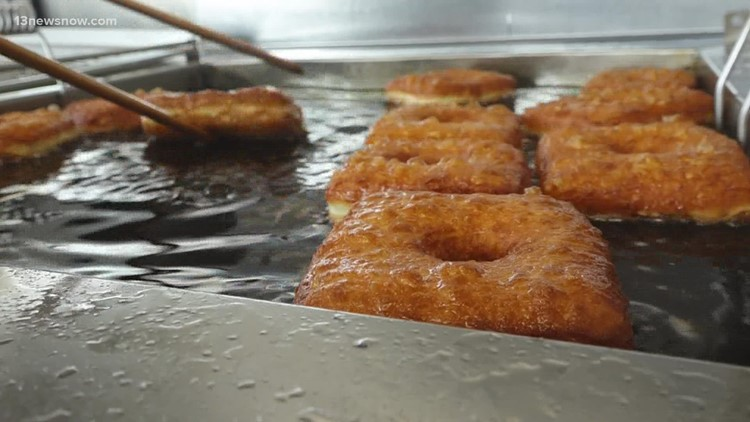 FRIDAY FLAVOR: Okie Doughkie Donuts in Virginia Beach