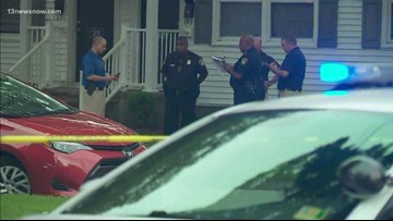 Three people shot in Newport News, including police officer