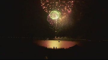 Where to enjoy Independence Day fireworks in Hampton Roads