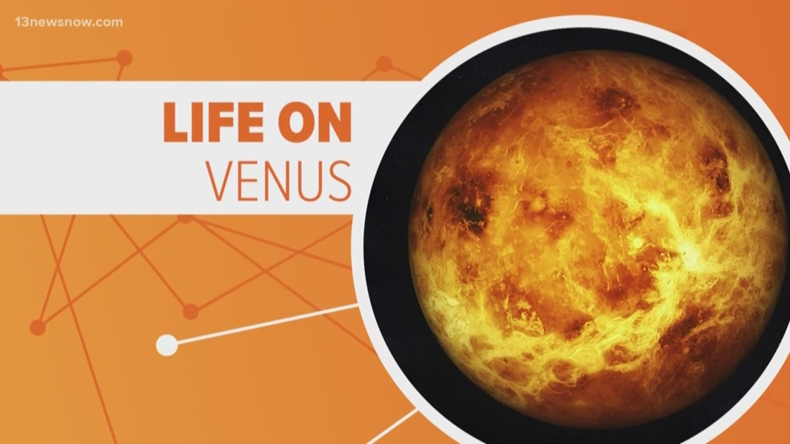 Connect The Dots: NASA preparing for its next space mission to Venus