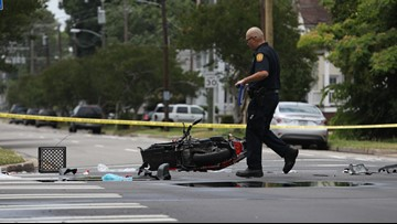 UPDATE: Moped driver dies following crash with tow truck in Norfolk