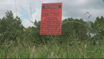 Neighbors have mixed reaction over potential condos in Holly Cove