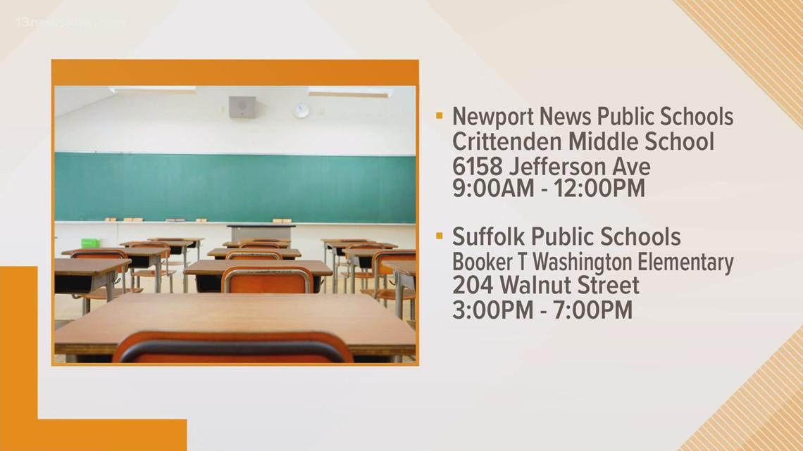 Two Hampton Roads school divisions holding job fairs