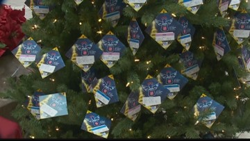 The Salvation Army's 2019 Angel Tree